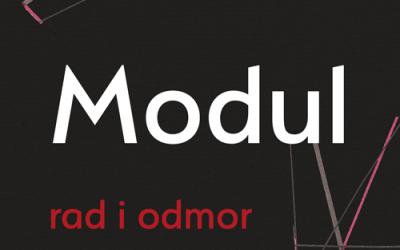 Modul Rad i odmor, Sarajevo 22 ‒ 24. novembra 2019.